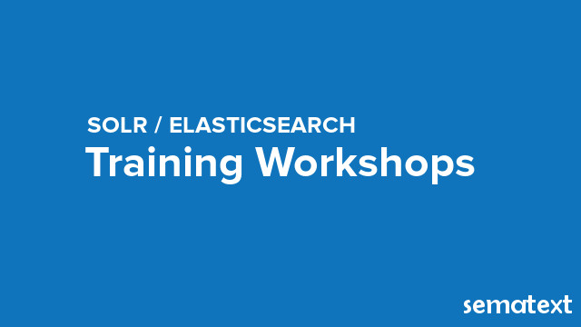Public Training Workshops
