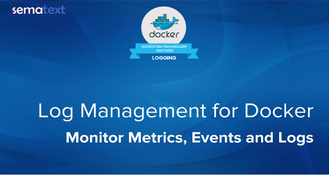 Log Management with Docker