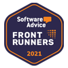 Software Advice 2021 Front Runners