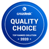 Crozdesk 2020 Quality Choice