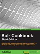 Solr Cookbook – Third Edition