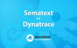 Sematext VS Dynatrace
