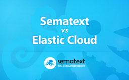 Sematext VS Elastic Cloud