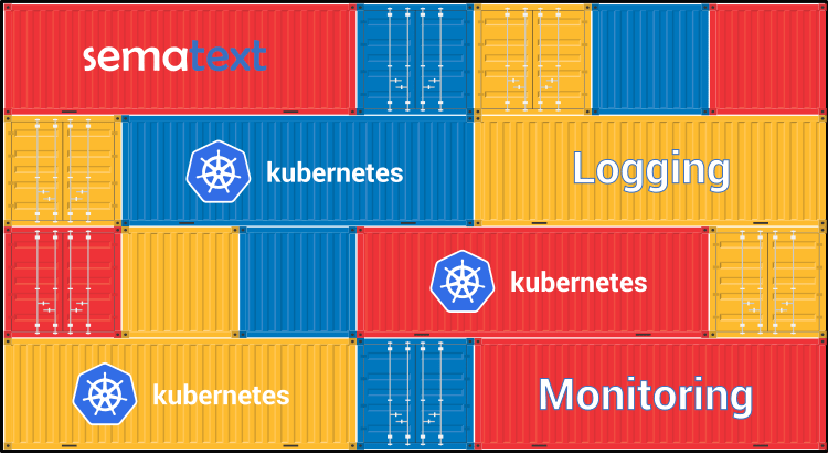 kubernetes containers logging and monitoring support