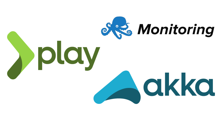 Akka & Play Framework Monitoring