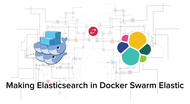 docker swarm elasticsearch