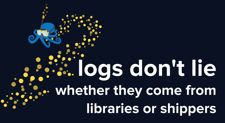 Logging Libraries vs Log Shippers