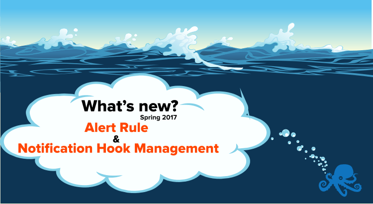 Sematext Alert Rule and Notification Hook Management