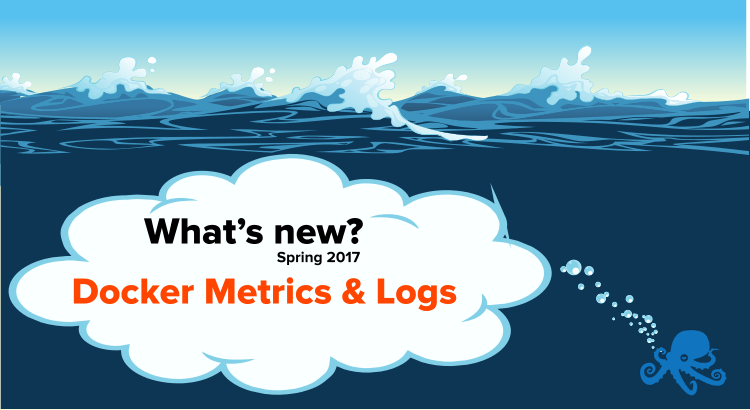 Sematext Cloud Docker Metrics Logs