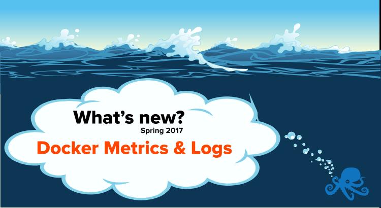 Sematext Cloud Docker Metrics Logs