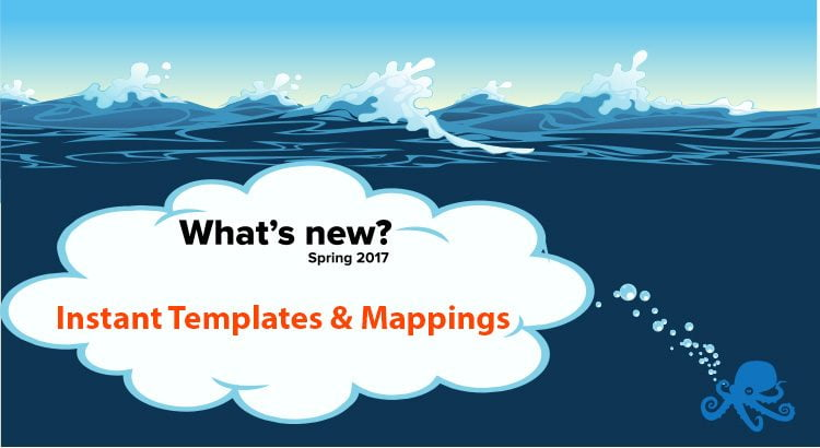 Sematext Instant templates and mappings