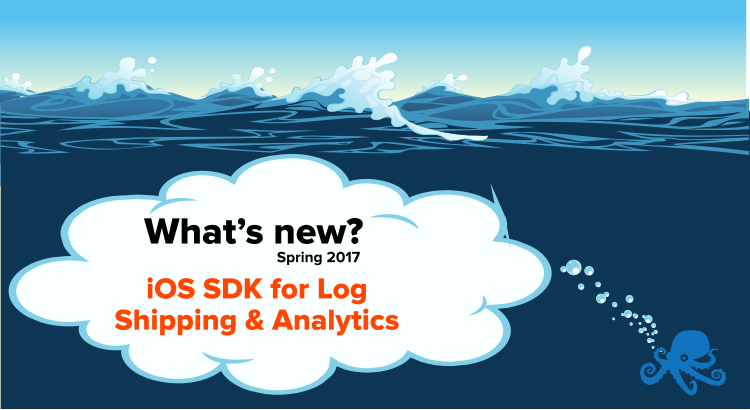 Sematext iOs SDK for Log Shipping and Analytics