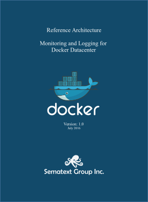 Monitoring and Logging for Docker - Enterprise Edition