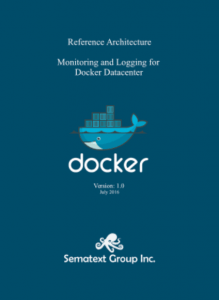 monitoring and logging for docker enterprise edition sematext