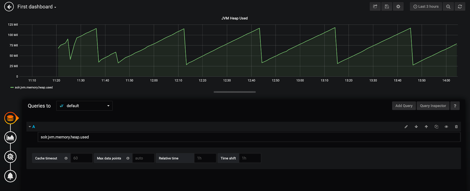 Monitoring Tools Dashboard