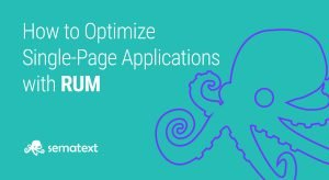 how to optimize single-page app with RUM