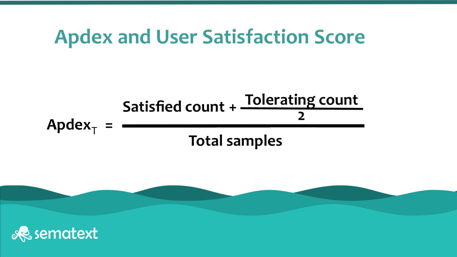 Apdex Score