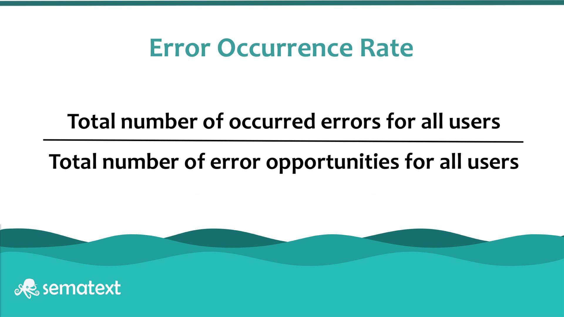 metrics for user experience