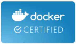 Docker Certified company