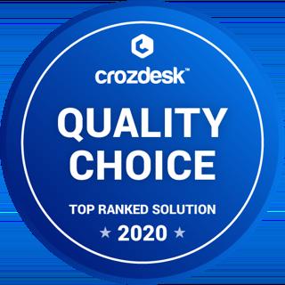 2020 Quality choice award
