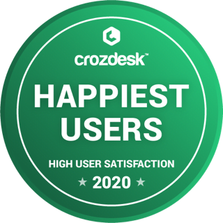 2020 Happiest users