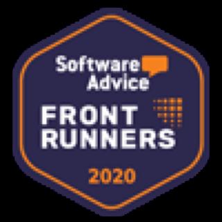 2020 Network Monitoring Software frontrunner award
