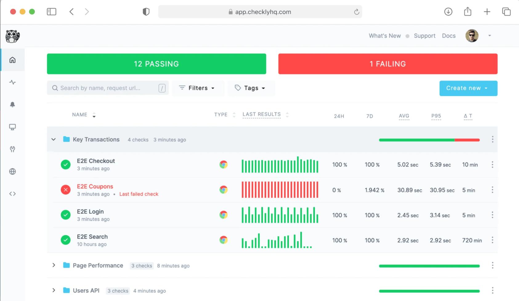 best api monitoring tools comparison