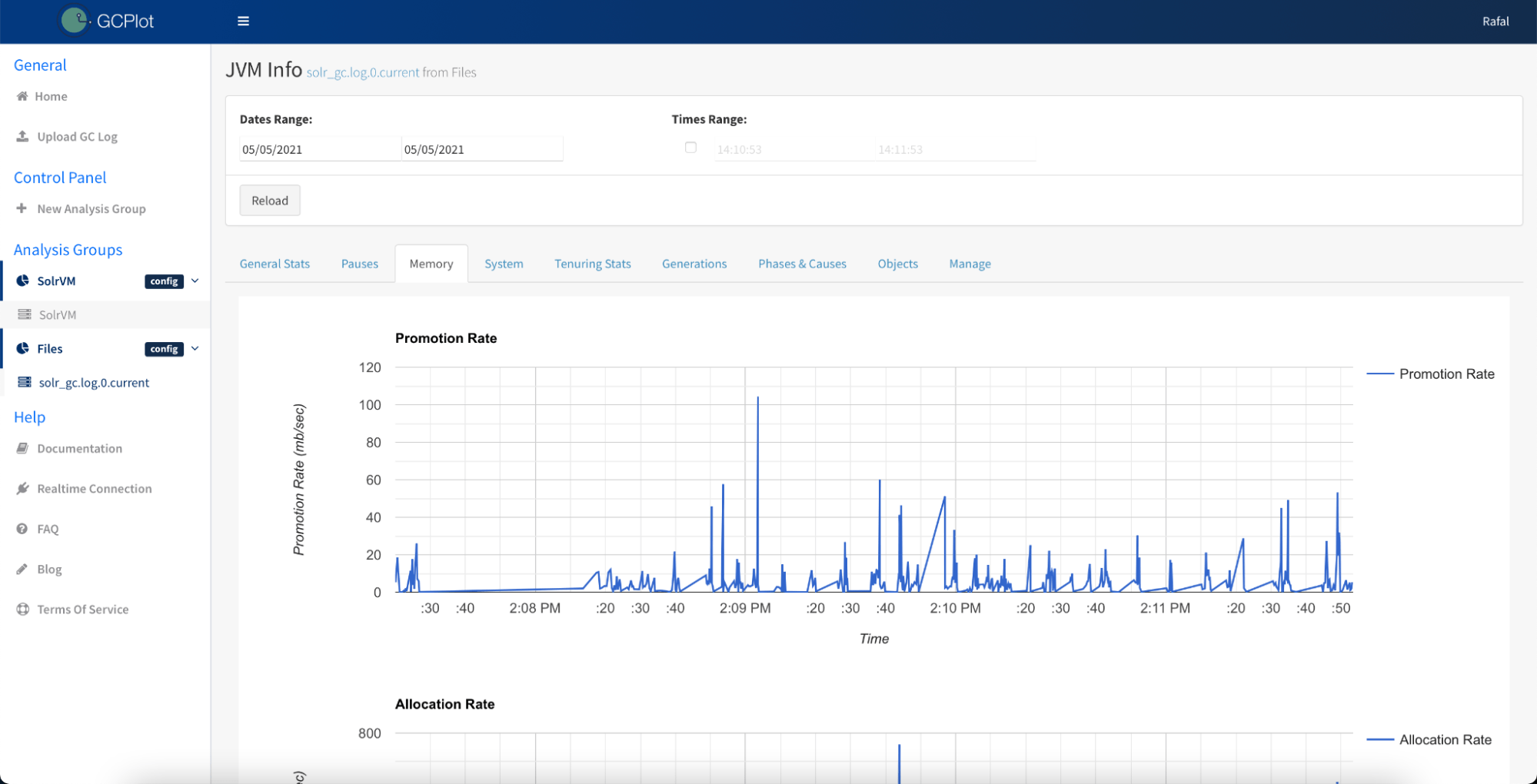 top gc log analysis tools