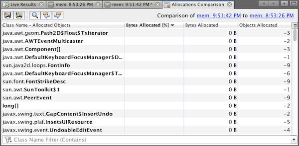 compare java virtual machine monitors