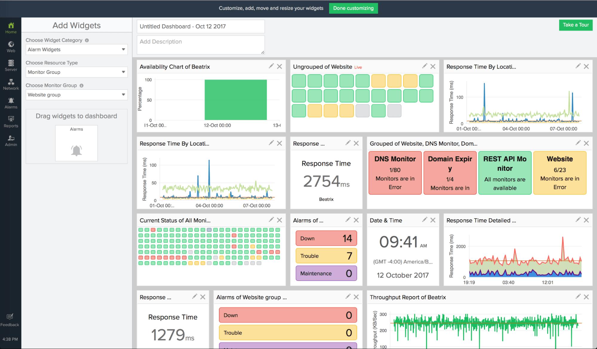 apache web server performance